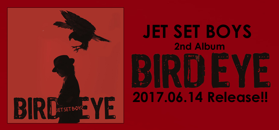 JET SET BOYS 2nd Album 2017.06.14 Release